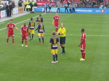 New York Red Bull At Toronto FC Stock Photography