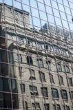 New York reflections Stock Photography