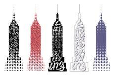 New York, S Immagine Stock