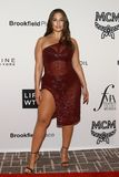 Ashley Graham. NEW YORK-SEP 8: Model Ashley Graham attends the Daily Front Row`s 2017 Fashion Media Awards at the Four Seasons Hotel New York Downtown on Stock Images