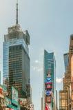 New York - SEPTEMBER 5, 2010: Times Square op 5 September in Nieuw Stock Fotografie