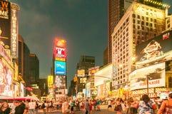 New York - SEPTEMBER 5, 2010: Times Square on September 5 in New Royalty Free Stock Image