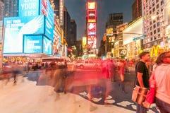 New York - 5 septembre 2010 : Times Square le 5 septembre dans nouveau Photo stock