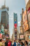 New York - 5 septembre 2010 : Times Square le 5 septembre dans nouveau Photographie stock libre de droits
