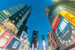 New York - 5 septembre 2010 : Times Square le 5 septembre dans nouveau Photos stock