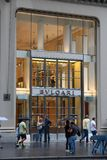 New York shopping Royaltyfria Foton