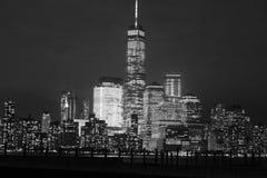 New York - sikt Arkivbild