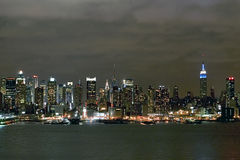 Free New York Skyline Stock Photography - 131082
