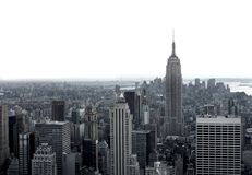New York Skyline Royalty Free Stock Photo