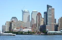 New York Skyline Stock Images