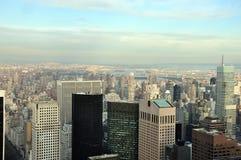 New York Skyline. The skyline of New York Royalty Free Stock Images