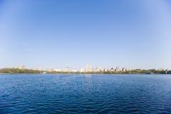 New York skyline Stock Photos