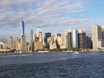 New York Skyline stock photo