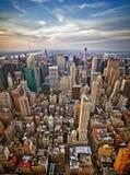 New York Skyline Royalty Free Stock Photography