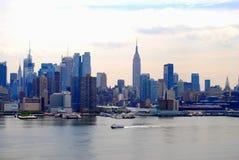 New York Skyline Royalty Free Stock Photos
