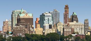 New York skyline panorama Stock Photography