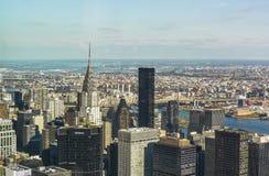 New York Skyline Royalty Free Stock Images
