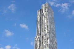 New York skyscraper Royalty Free Stock Photo