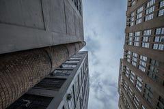 New York Skyscraper stock images