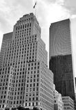New York skyscrapers Royalty Free Stock Image