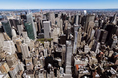 New York Skyscrapers Stock Photos