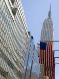 New York Skyscrapers Stock Photography
