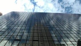 New York skyscrapers stock video