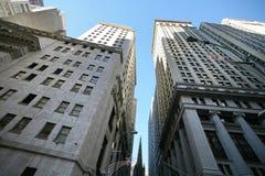 New York skyscrapers in Manhattan Royalty Free Stock Image