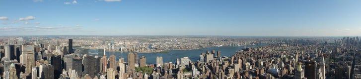 New york skyscrapers royalty free stock photo