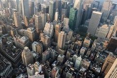 New York Skyscrapers Stock Image