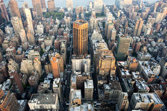 New York Skyscrapers Royalty Free Stock Images
