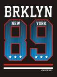 New York sportif, image de vecteur Photographie stock
