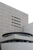 NEW YORK STAD SEPTEMBER 01: Solomonen R Guggenheim museum av ändring Royaltyfria Bilder