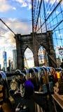New York stal mijn hart Royalty-vrije Stock Afbeeldingen