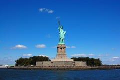 New York - Standbeeld van Vrijheid Royalty-vrije Stock Afbeeldingen