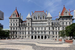 New York State Capitol Royalty Free Stock Image