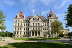 New York State Capitol, Albany, NY, USA Stock Photography
