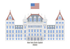 New York State Capitol, Albany Royalty Free Stock Photography