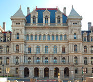 The New York State Capitol Royalty Free Stock Photo