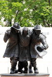 9-11 New York State Fire Fighters Memorial, Albany,New York,2015 Royalty Free Stock Images
