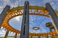 New York State Pavilion - Flushing, Queens, NY Royalty Free Stock Photos