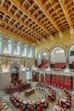 New York State Senate chamber royalty free stock photography