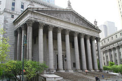 New York State Supreme Court Stock Photos
