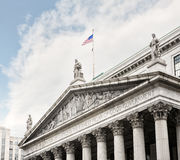 New York State Supreme Court Building Stock Image