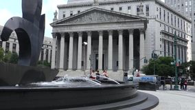 New York State Supreme Court. At 100 Centre Street, in New York City