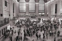 New York station Arkivbild