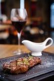New York steak Royalty Free Stock Photos