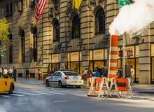 New York Steam Stock Photos