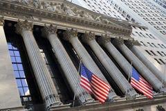 New York Stock Exchage Stock Image