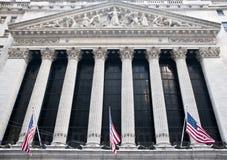 New York Stock Exchange. Building (New York City Stock Photo